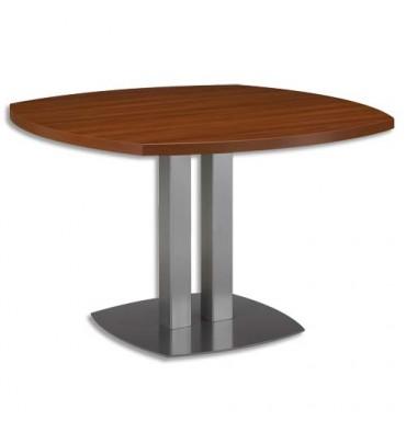 Gautier table ronde santos diam tre 115 cm hauteur 75 cm - Diametre table ronde ...