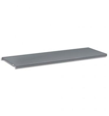MT INTERNATIONAL Tablette armoire L120 - L105 x H2 x P36 cm coloris Silver