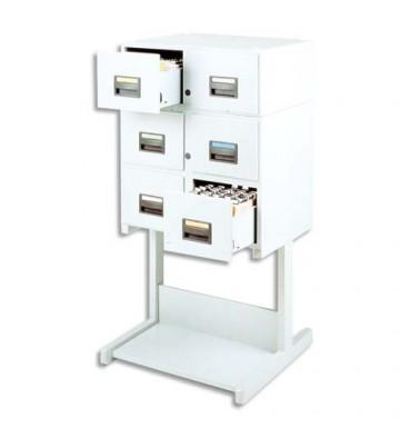VALREX Fichier à tiroirs format 160 x 240 mm en largeur