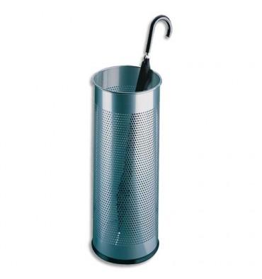 DURABLE Porte-parapluies tôle perforée gris métal capacité 10 parapluies