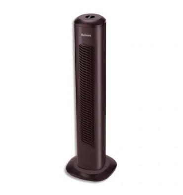BIONAIRE Ventilateur noir colonne H75 cm 3 vitesses 40 W, 44 Db - L23 x H80 x P20 cm