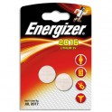 ENERGIZER Blister de 2 piles calculatrices/photo A76 LR44