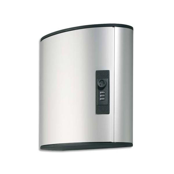 Durable armoire cl s keybox pour 72 portes cl s serrure code - Porte blindee avec code ...