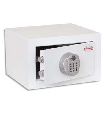 PHOENIX Coffre-fort de sécurité serrure électronique SS1181E - 8 litres 35 x 22 x 30 cm Fortress