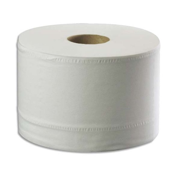 Tork 6 rouleaux papier toilette advanced 2 plis 1150 feuilles - Distributeur rouleau papier toilette ...