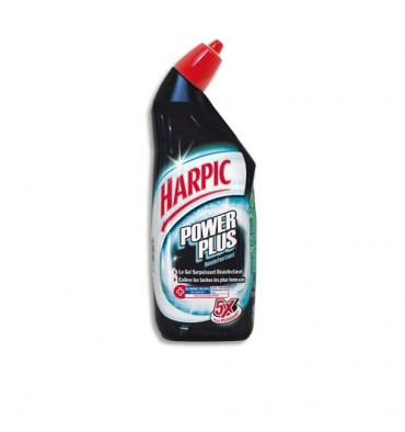 HARPIC Gel WC Harpic power plus surpuissant désinfectant 750 ml