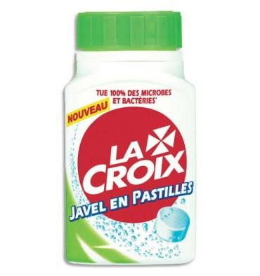 LA CROIX Boîte de 40 pastilles classiques de javel