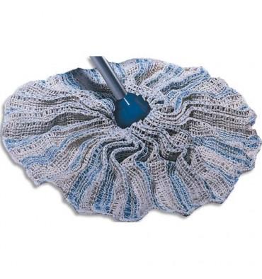 Mop jupe de rechange en fibre de coton - Longueur 32 cm, diamètre 9 cm