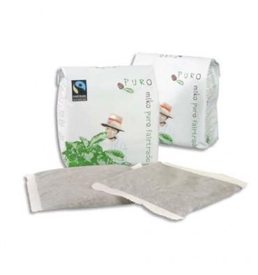 PURO Carton de 48 Filtres Doses Café Puro Fuerte 80% arabica et 20% robusta pour Miko 151