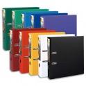 EXACOMPTA Classeurs à levier en polypropylène PREM TOUCH dos de 8 cm coloris assortis office