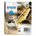 EPSON Cartouche jet d'encre cyan XL T163240