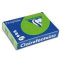 CLAIREFONTAINE Ramette de 250 feuilles papier couleur TROPHEE 160g A4 vert menthe