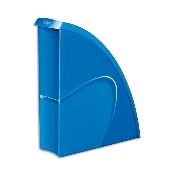Cep porte revues gloss dos 8 2 cm 31 x 25 9 cm coloris bleu oc an for Porte revue vertical