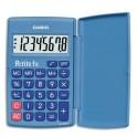 CASIO Calculatrice scientifique petite FX bleu