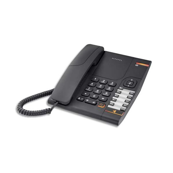 ALCATEL Téléphone filaire Temporis 380 ALC-12744 (photo)
