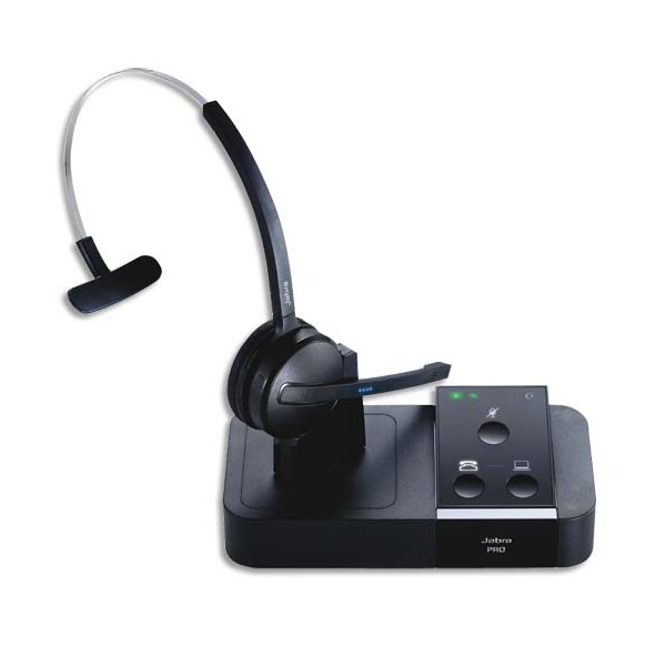 jabra micro casque double connexion t l phone fixe softphone pro 9450. Black Bedroom Furniture Sets. Home Design Ideas