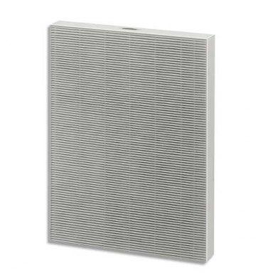 FELLOWES Filtre hepa pour purificateur DX55, filtre particules et allergènes L27,8 x H355 x P4 cm blanc