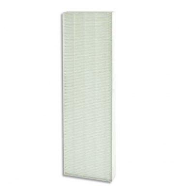 FELLOWES Filtre hepa pour purificateur DX5, filtre particules et allergènes L13,5 x H43,5 x P4 cm blanc