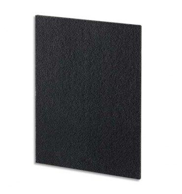 FELLOWES Paquet de 4 Filtres carbone pour purificateur DX55 - Dimensions : L28 x H35,4 x P3 cm noir