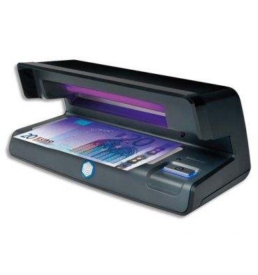 SAFESCAN Détecteur de faux billets 50 noir - Dimensions : 20,6 x 10,2 x 9 cm