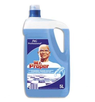 MR PROPRE Bidon de 5L Nettoyant multi-usages fraîcheur océan