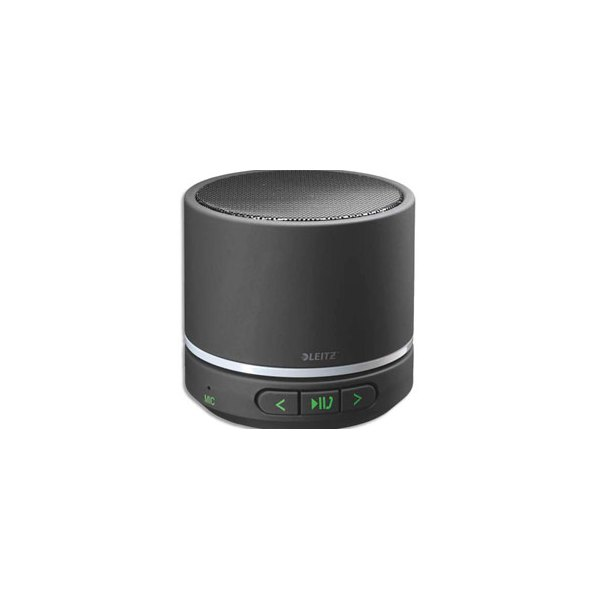 leitz mini enceinte portable bluetooth. Black Bedroom Furniture Sets. Home Design Ideas