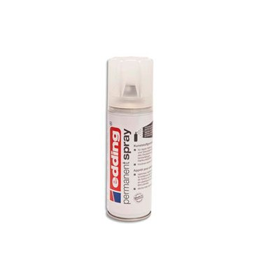 EDDING Spray vernis primaire plastique transparent