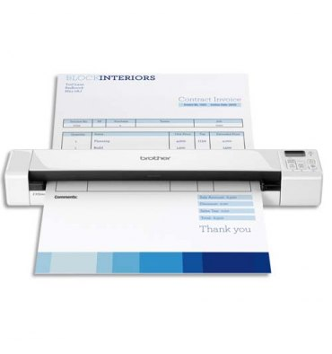 BROTHER Scanner mobile DS-820W