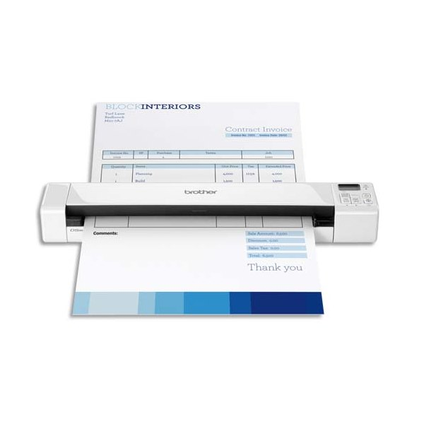 BROTHER Scanner mobile DS-820W (photo)
