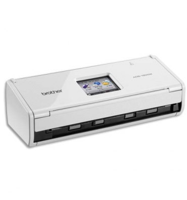 BROTHER Scanner Fixe Recto-Verso ADS-1600W