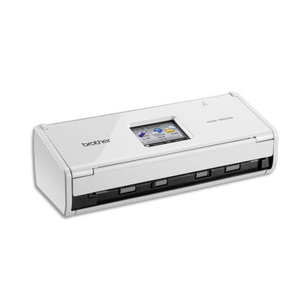 BROTHER Scanner Fixe Recto-Verso ADS-1600W (photo)