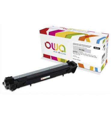 OWA BY ARMOR Cartouche toner compatible laser noire Brother TN1050