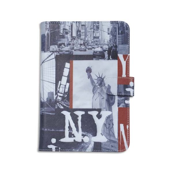 AKASHI Etui pour tablette universelle NYC 7-8'' ALTABUV772867 (photo)
