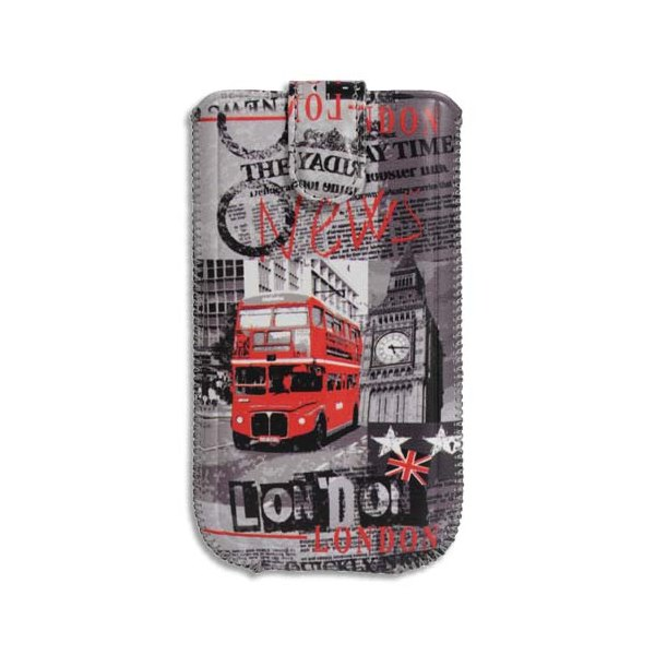 AKASHI Etui universel SMART LONDON Taille M ALTAL104280M (photo)