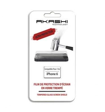 AKASHI Film écran protecteur iphone 6 verre trempe ALTSCRIP6GLASS