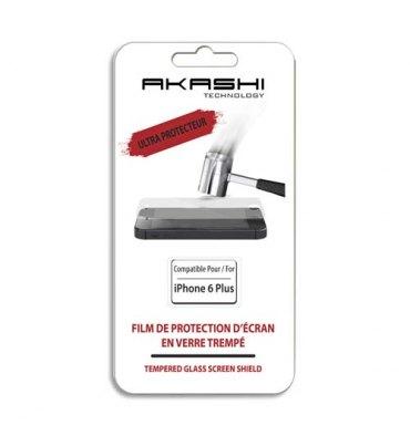 AKASHI Film écran protecteur iphone 6+ verre trempe ALTSCRIP6+GLASS
