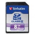 VERBATIM Carte SDXC 64Go Premium Class 10 44024 + redevance