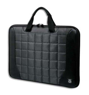 "PORT DESIGN Sacoche Berlin II Case 13,3/14"" en koskin nylon - Dimensions : L27,5 x H36,5 x P3,8 cm noir"