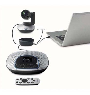 LOGITECH Système de vidéoconférence CC3000e 960-000983