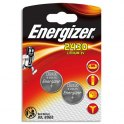 ENERGIZER blister de 2 piles lithium CR2430
