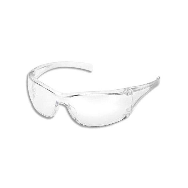 3M Lunette de sécurité Virtua AP incolore marquage oculaire 2C-1,2 UV, anti-rayure, contre éblouissement (photo)