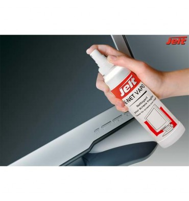 JELT Vaporisateur de nettoyage E NET VAPO 250ml pour écrans LCD et plasma 006831