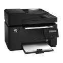HP Imprimante LaserJetPro monochrome M 127fn