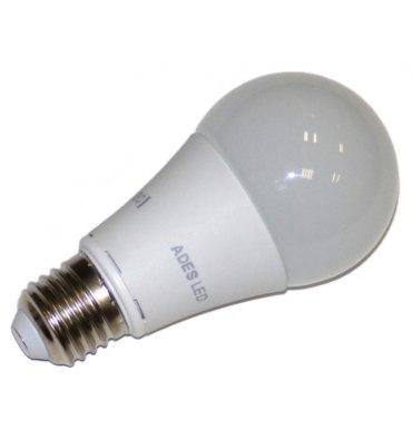 ADES Carton de 5 ampoules LED Standard dépolie 10W B22
