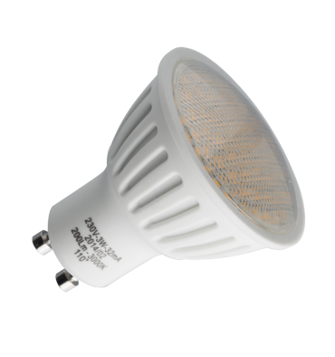 ADES Carton de 10 réflecteurs LED 230V - GU 10