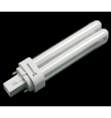 ADES Carton de 10 ampoules Fluocompacte Eco D (Starter incorporé) 13W