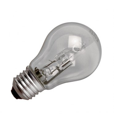 ADES Carton de 10 ampoules Halogène Standard 53W E27
