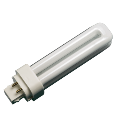 ADES Carton de 10 ampoules Fluocompacte Eco D/E 18W