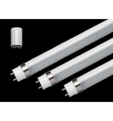 ADES Carton de 12 tubes LED Haut rendement 18 W blanc