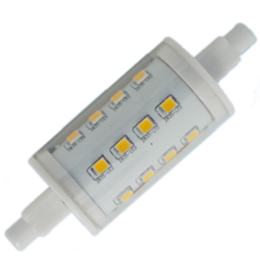 ADES Carton de 10 crayons LED J78 Claire R7S - 5W